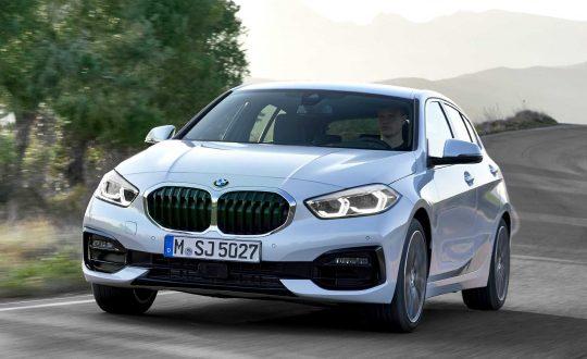 BMW Serija 1 F40