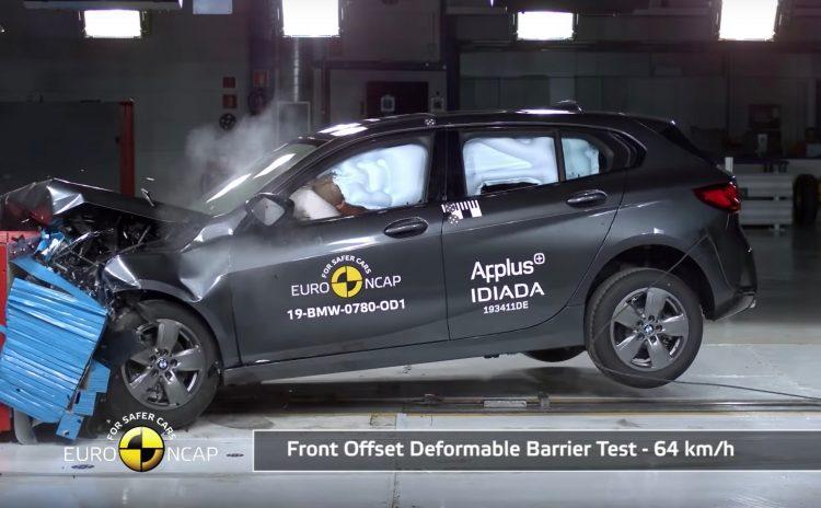 BMW Serije 1 maksimalan na testovima bezbednosti…