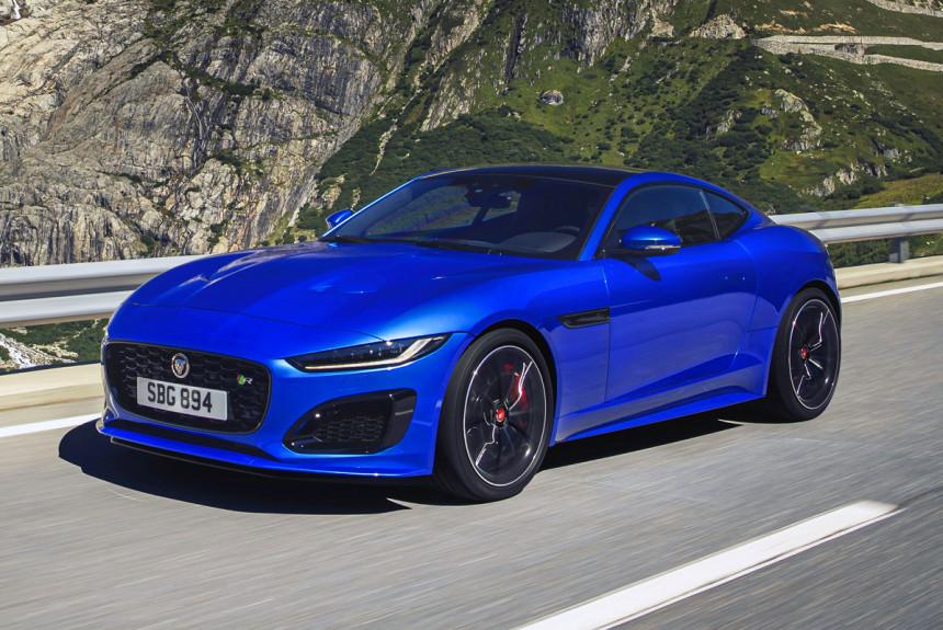 Predstavljen Jaguar F-Type