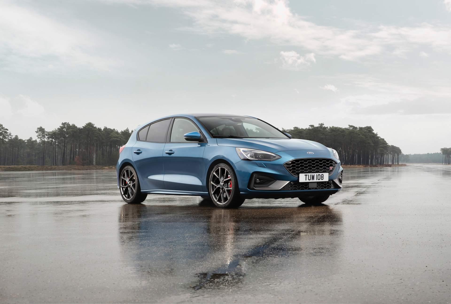 Top Gear – najbolji hot heč ove godine je Ford Focus ST