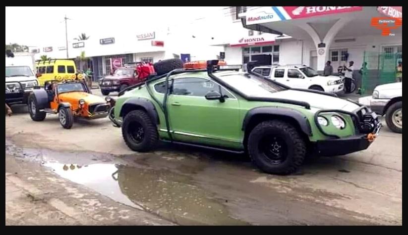 Džeremi Klarkson ima novi omiljeni automobil
