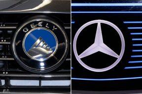 KOMBO Geely / Mercedes-Benz