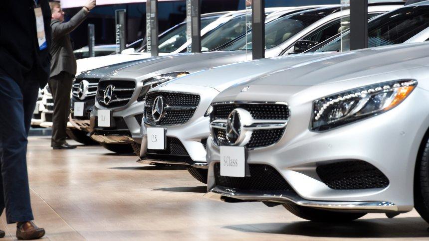 """Nemačka """"sveta trojka"""" prodala više vozila u novembru na globalnom nivou"""