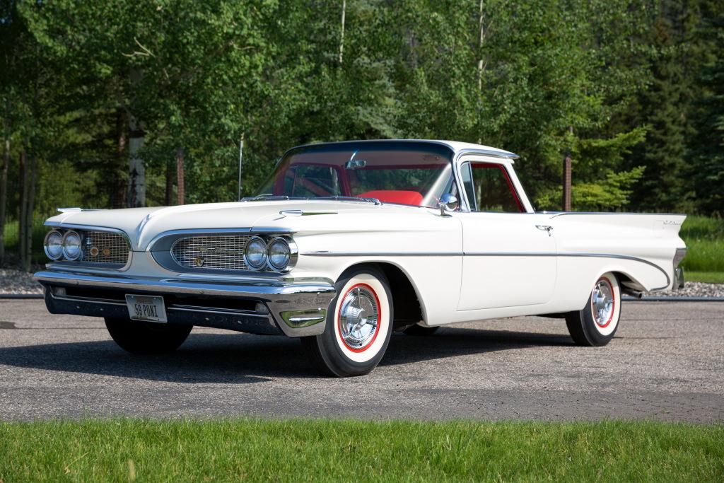 Zanimljivost dana: Pontiac je planirao svoju verziju Chevroleta El Camino