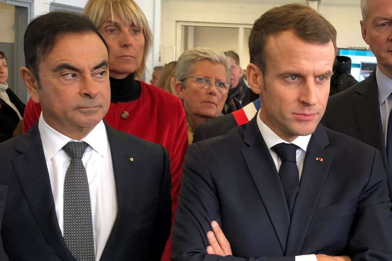 Karlos Gon označio Emanuela Makrona kao glavnog pokretača krize u alijansi