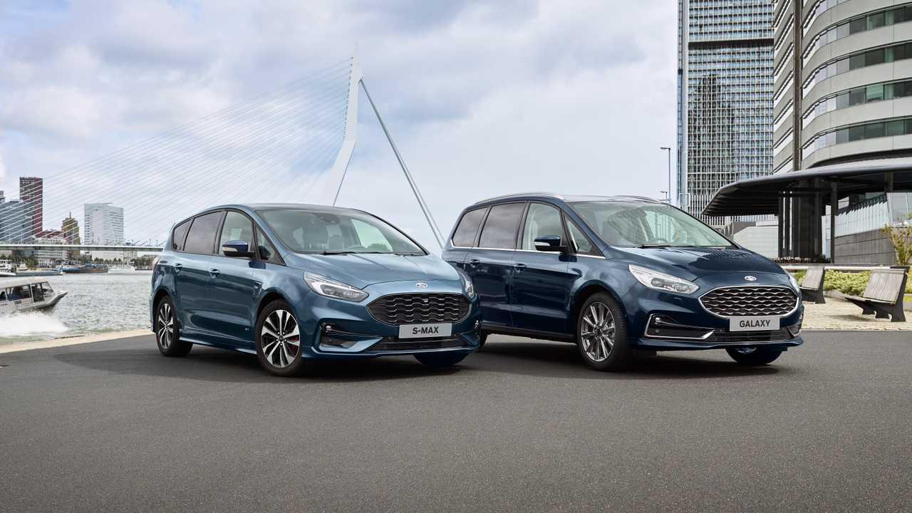 Ford Galaxy i S-Max nastavljaju s prodajom u Evropi u hibridnim izdanjima