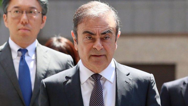 Liban i Japan imaju 40 dana da se dogovore oko Karlosa Gona