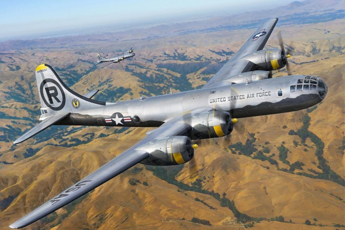 Zanimljivost dana: Enola Gay & Bockscar – dva aviona koja su napisala istoriju