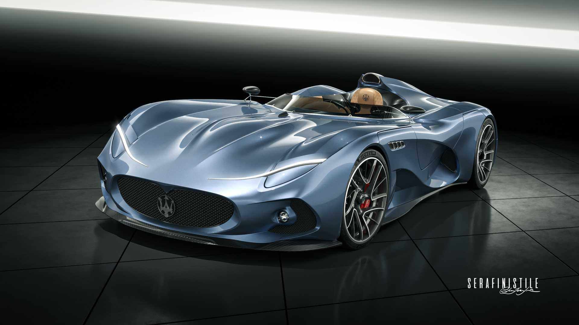 Maserati MilleMiglia Concept izgleda bolje od McLaren Elve i Ferrarija SP1 (GALERIJA)