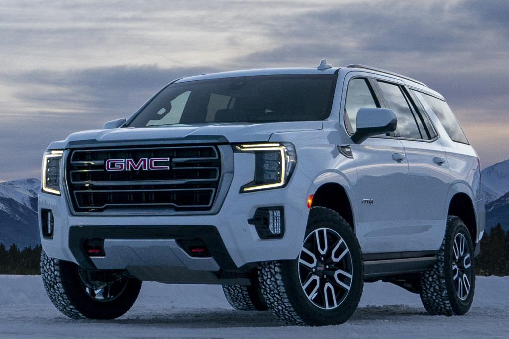 GMC debitovao s novom generacijom modela Yukon