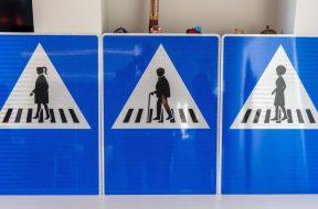 Genf führt neue Verkehrsschilder ein
