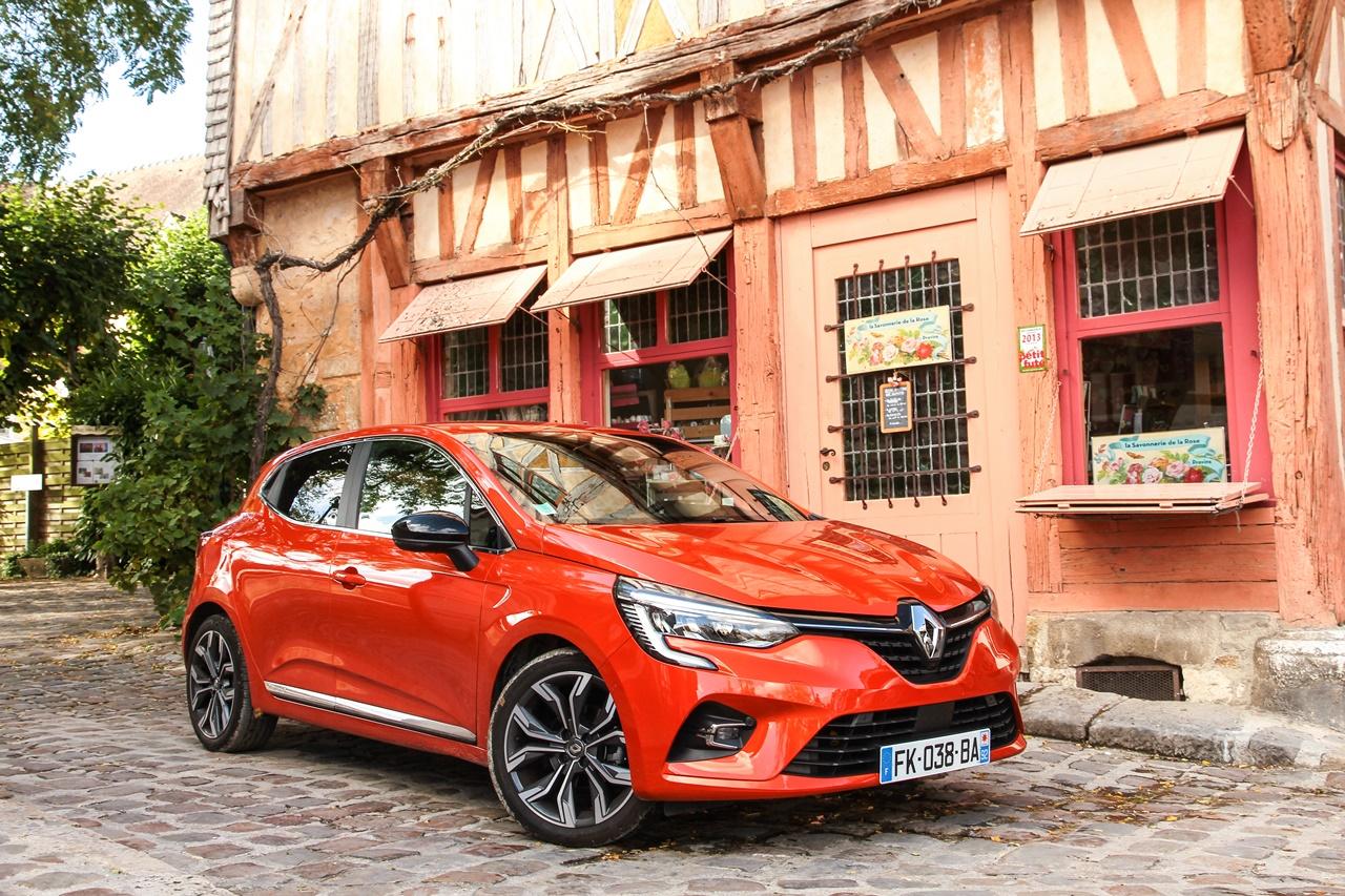 Izveštaj o prodaji Renault grupe (2019.)