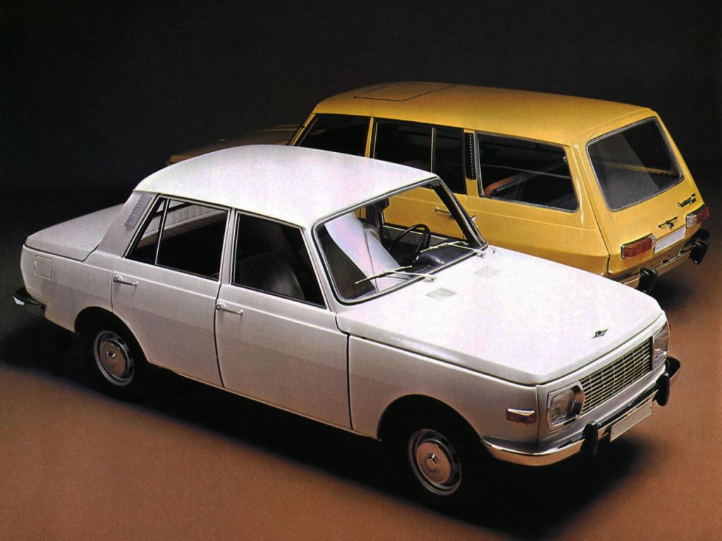Zanimljivost dana: Kako je Wartburg planirao da zameni model 353