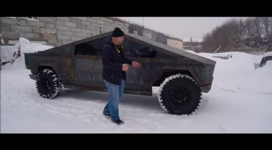 tesla russia