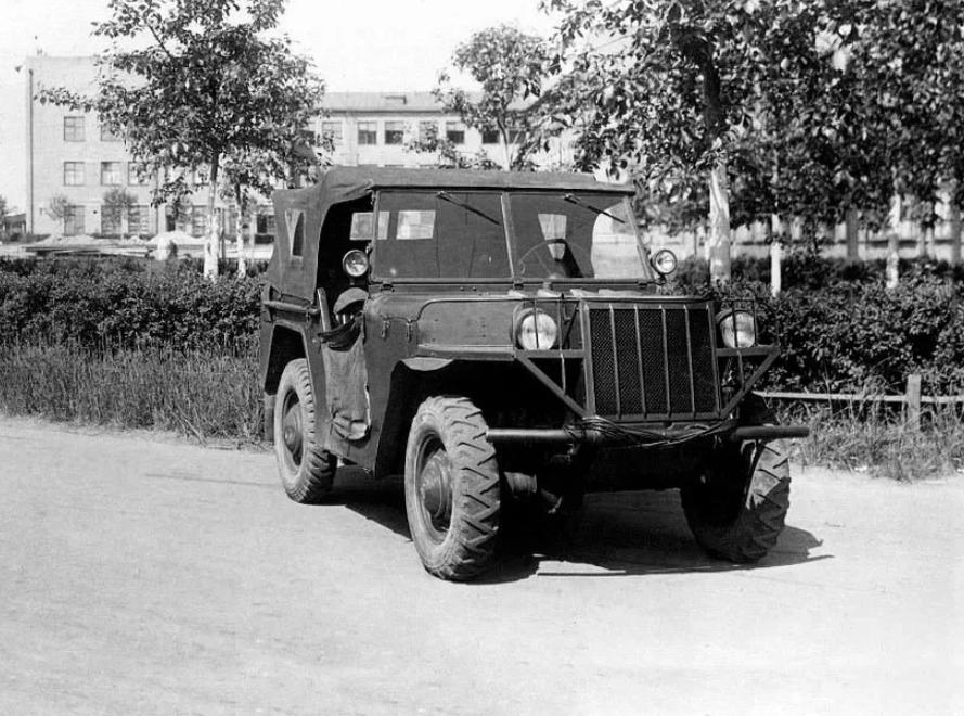 Zanimljivost dana: AR-NATI je prvi sovjetski civilni terenac