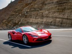 Ferrari F8 / Frontansicht