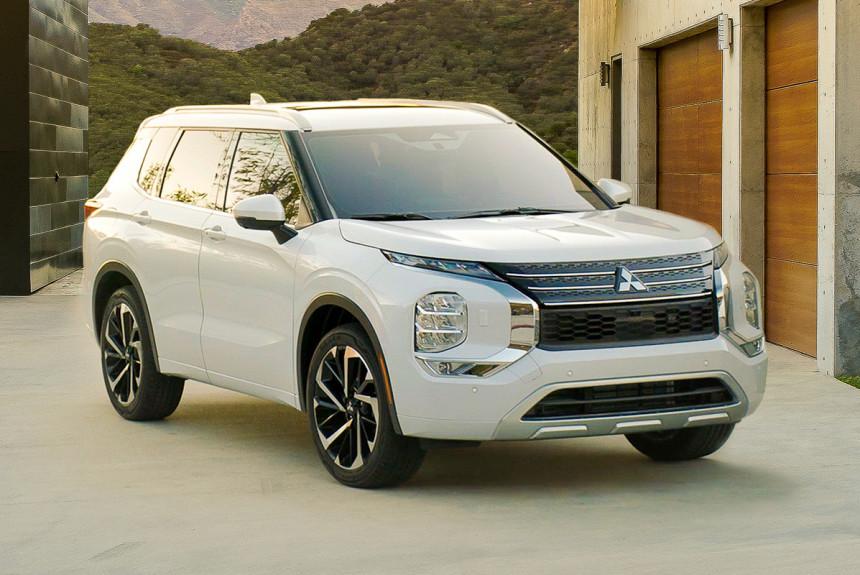 Predstavljen novi Mitsubishi Outlander - Auto Republika